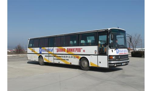 Автобус SETRA S 215 HR – категория D